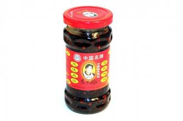 Lao Gan Ma Black Bean in Chili Oil Sauce�干�