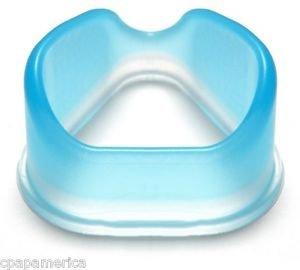 Respironics ComfortGel Blue Flap & Gel Cushion (Medium)//Chin Strap #302175