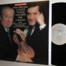 STERN / ZUKERMAN Bach Vivaldi Concerti For 2 Violins LP