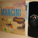 1963 HENRY MANCINI LP Uniquely Mancini (The Big Band Sound of) M- / VG+