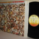 1976 THE REVOLUTIONARY ENSEMBLE LP The People's Republic