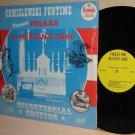 '76 CHMIELEWSKI FUNTIME LP Polkas for Heaven's Sake Ex/VG+ in Shrinkwrap Polka
