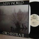'79 NEW WORLD ORCHESTRA II Simon Gale LP
