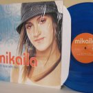 """Y2K MIKAILA 12"""" 33 rpm So In Love With Two MINT MINUS Shrinkwrap BLUE VINYL"""