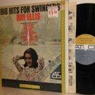 '66 RAY ELLIS LP Big Hits For Swingers Atco MONO Shrink
