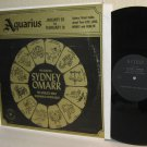 1960s SYDNEY OMARR Astrology LP Aquarius Mint Minus Vinyl