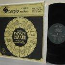 1960s SYDNEY OMARR Astrology LP SCORPIO Mint Minus Vinyl
