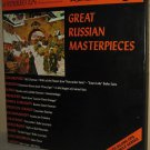 VOX BOX: GREAT RUSSIAN MASTERPIECES – 4LPs Realistic 50-2008 Gold Labels