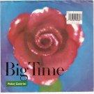 '86 PETER GABRIEL 45 Pic Sleeve - Big Time
