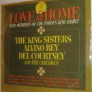 60's KING FAMILY LP Love At Home - Still SEALED Mono