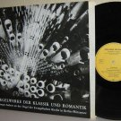 '70s German Private Label LP GEORGES AUBERT Orgelwerke Der Klassik und Romantik