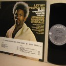1968 HOWARD ROBERTS CHORALE LP Let My People Go - Black Spirituals African Drums