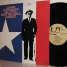Cast 2LP James Whitmore as TRUMAN Give 'Em Hell Harry !