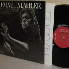 LEVINE Conducts MAHLER  -  Symphony No.4 in G LP MINT MINUS RCA Red Seal