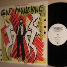 1979 GAP MANGIONE LP Dancin' Is Makin' Love Ex / Ex White Label Promo
