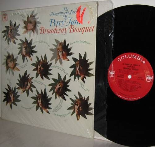 '60s Magnificent Strings of PERCY FAITH LP NM MONO