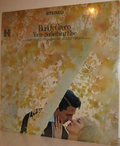 '60s BUDDY GRECO LP You're Something Else  Still SEALED