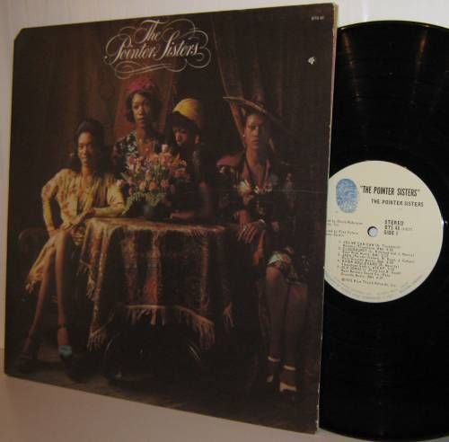 '73 POINTER SISTERS self-titled Debut LP - Bill's Budget Bin LP