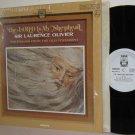 '60s SIR LAURENCE OLIVIER LP The Lord Is My Shepherd - MINT MINUS in Shrinkwrap