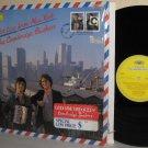 '82 CAMBRIDGE BUSKERS LP Not Live From New York NEAR MINT Shrink DG German Press