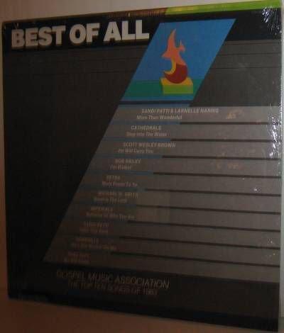 Various Xian Artists LP: Top 10 Songs of 1983 - SEALED