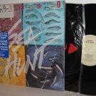 1987 PLAN 9 LP Sea Hunt VG Cover / Mint Minus Vinyl