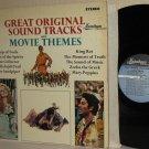 1960's Great Original Sound Tracks and Movie Themes LP Ex/Ex Mainstream Stereo