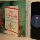 1962 Rainbow Sound BIANCO His Harp and Orchestra Xmas LP Joy To The World M-/VG+