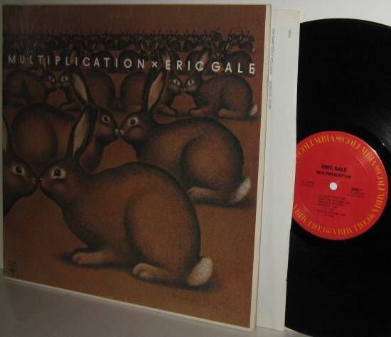 '77 ERIC GALE LP Multiplication