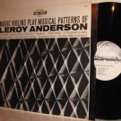MAGIC VIOLINS LP Patterns/ Best of LEROY ANDERSON  M-