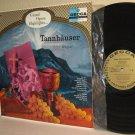 WAGNER Tannhauser Grand Opera Highlights LP Decca Gold Label Series DL 9928