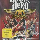Guitar Hero Aerosmith PC New Sealed in Box