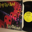 1984 GREG KIHN BAND Kihntagious Ex / Ex in Shrinkwrap on Beserkley