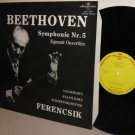 BEETHOVEN Symphony No.5 Egmont Overture Hungarian State Orch Hungaratron Stereo