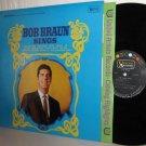 '67 BOB BRAUN Sings LP M-/Ex Ruth Lyons 50-50 Club