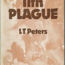 THE 11th PLAGUE by LT Peters -1st U.K. Edition-1975-VG HB DJ