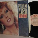 '83 SHELLY WEST LP Red Hot Ex / MINT MINUS in Shrinkwrap