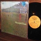 MEREDYDD EVANS LP Traditional Welsh Songs M- / Ex in Shrinkwrap