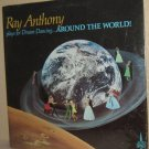 '72 RAY ANTHONY LP Dream Dancing . . Around The World STILL SEALED Aero Space