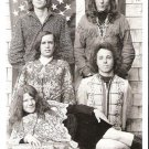 B&W JANIS JOPLIN Big Brother & The Holding Co. POSTCARD near mint FREE SHIPPING