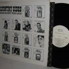 '75 PROMO ONLY MCA Country Sampler LP Ex/M- Classic Trax Bob Wills Bill Monroe