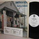 """'75 ARTHUR """"Guitar Boogie"""" SMITH LP Smith & Son Guitars Galore - WLP"""