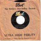 '60 DEBBIE REYNOLDS 45 It Looks Like Rain . . . Mint-