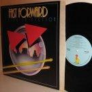 '84 FAST FORWARD LP Living In Fiction IAN LLOYD