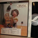 '78 DEAN FRIEDMAN LP Well Well Said The Rocking Chair