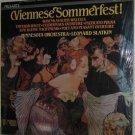 SLATKIN Minnesota Orch LP Viennese Sommerfest LP SEALED