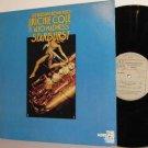 '76 REUBEN BROWN TRIO feat. RICHIE COLE LP Starburst