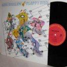 '85 KIRK WHALUM Promo LP Floppy Disk - Sax Fusion Ex/Ex