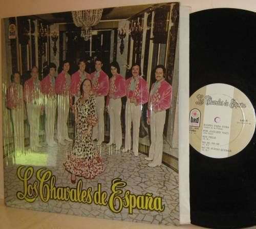 '79 Los Chavales de Espana self-titled LP in Shrinkwrap