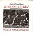 88 BILLIE KRATZMEYER Private TX 45 PS Whiskey Talkin